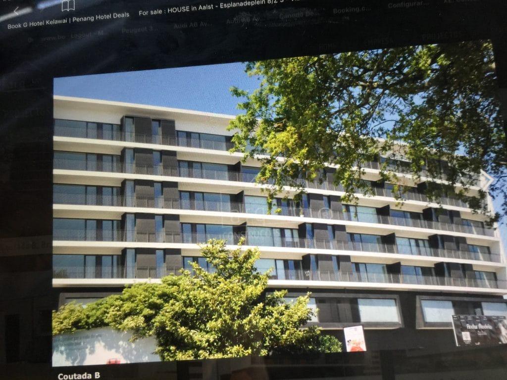 Te koop: Luxe appartement in Braga