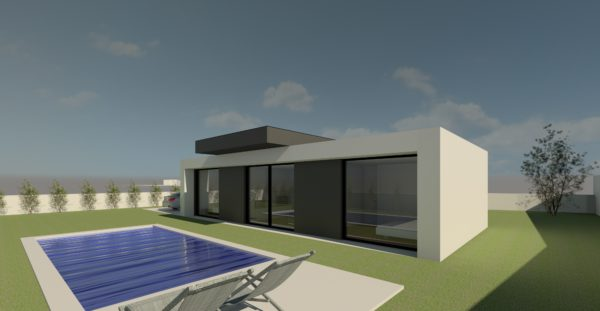Te koop: Vijf nieuwbouwvilla's in Vila Nova